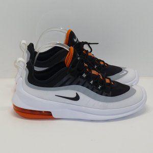Nike Air Max Axis Black White Magma Orange Men's 7